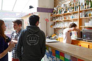 Cafeteria Chimie ParisTech