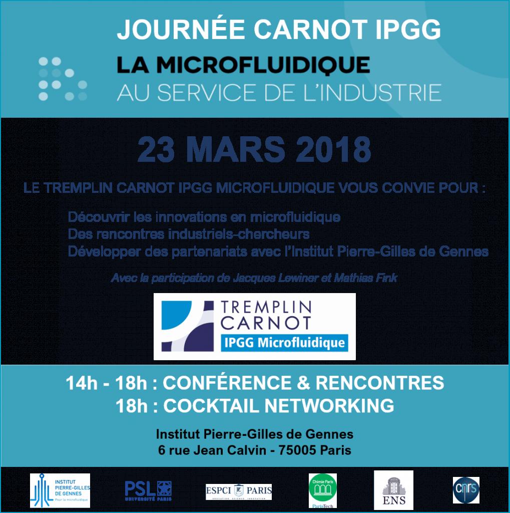 journee Carnot IPGG