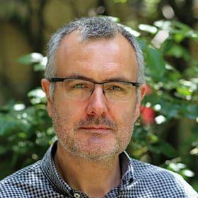Pierre HAQUETTE - Directeur des Études